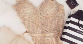 مدل لباس برای مراسم پاگشا جدید و زیبا ویژه عروس خانم ها