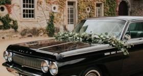 لاکچری ترین ایده برای تزیین ماشین عروس