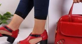 ست کیف و کفش چرم 1400 | جدیدترین مدل کیف و کفش مجلسی شیک