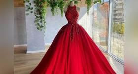 لباس نامزدی 1400 | گالری از لباس لمه نامزدی از جذابترین کالکشنهای مجلسی
