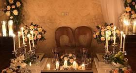 مدل گل آرایی تالار 1400 | گل آرایی مجالس 2021 | گل آرایی باغ و تالار عروسی