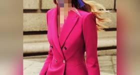 مدل کت زنانه تک مجلسی 2021 | مدل کت تک زنانه جدید 1400 |  کت تک زنانه مجلسی