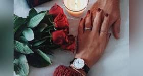 مدل ساعت ست جدید 2021 | عکس ساعت ست عاشقانه 1400 | ست ساعت عروس و داماد 2021