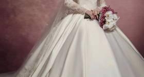 لباس عروس باحجاب 2021 | لباس عروس محجبه ایرانی