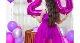 ایده عکس تولد 2021 | ژست عکس تولد دخترانه لاکچری