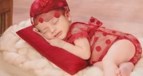 ایده عکس نوزاد 2021 | ایده عکس نوزاد دختر در منزل