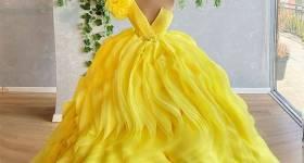 لباس عقد رنگی 2021 | لباس عقد رنگی محضری