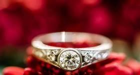 حلقه نامزدی 2022 | حلقه ازدواج جدید برای نامزدی، عقد و عروسی