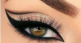 مدل آرایش چشم ریز جدید | مدل میکاپ برای چشمهای ریز
