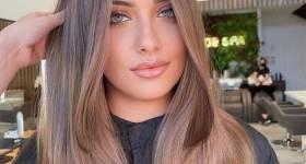 رنگ مو دخترانه 2022 | جدیدترین رنگ مو دخترانه اینستا