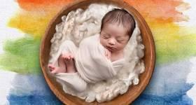 عکس نوزاد 2022 | عکس نوزاد با ایدهای جدید و زیبا