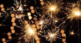 بهترین ایده های نورافشانی و آتش بازی در جشن عروسی و ...