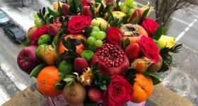 باکس های میوه ای خاص مخصوص شب یلدا