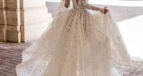 75 مدل لباس عروس شیک از بهترین های سال 2022