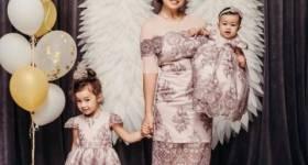 زیباترین ست لباس مادر و دختری 2020 شیک و فانتزی برای تولد