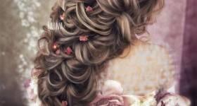 شینیون نامزدی 2021 برای عروس خانم های جذاب