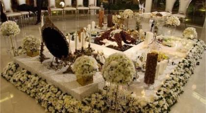 تصاویر سالن عقد شیک در تهران