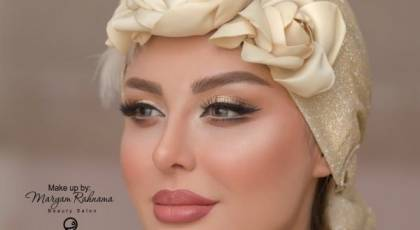 بازیگران معروف با آرایش عروس بسیار زیبا + تصاویر