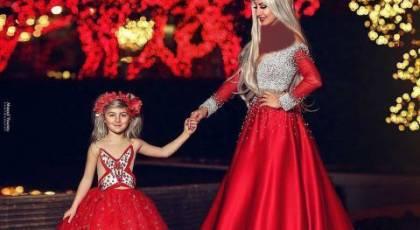 ست مادر دختری | جدیدترین ست لباس مادر دختر مجلسی و اسپرت