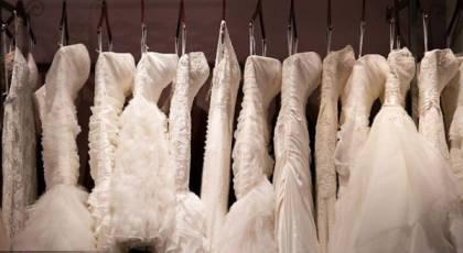 لباس عروس برای افراد ریزه میزه