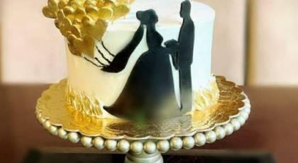 کلکسیونی از مدلهای کیک سالگرد ازدواج 2021 با طرح های بینظیر