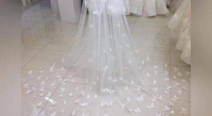 کالشنی جذاب و مدرن از طرح های لاکچری مدلهای تور عروس 1400