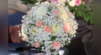 طرح های واقعا شیک از مدل دسته گل عروس جدید و متفاوت ویژه جشن عقد