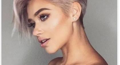جدیدترین مدل موی کوتاه  دخترانه 2021