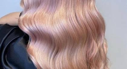 جدیدترین رنگ موی سال 2021