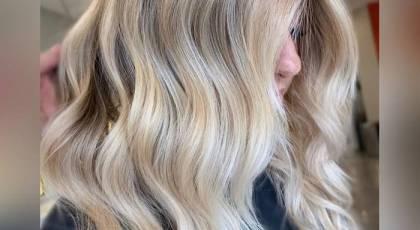 لاکچری ترین مدل رنگ مو روشن عروس 2021 مخصوص عروس خانمهای خوش سلیقه