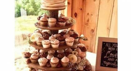 آلبومی جدید از مدل مینی کیکها و کاپ کیک های عروسی 2021 - 1400