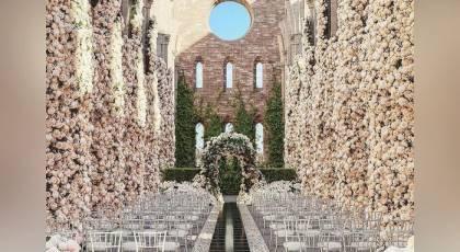 مدل ورودی عروسی 1400 | (آشنایی با 50 مدلِ ترند 2021و جذاب دیزاین ورودی تالار عروسی لاکچری)
