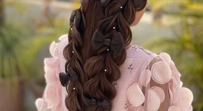 مدل موی عروس 2021   زیباترین مدل موی عروس ایرانی   مدل موی عروس جدید 1400
