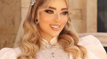 مدل آرایش عروس 2022 | مدل آرایش عروس اروپایی