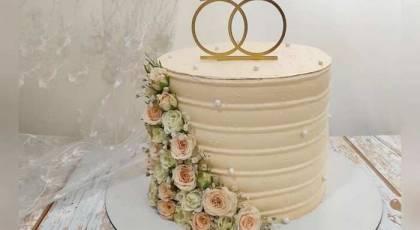 کیک نامزدی شیک 2022 | کیک نامزدی چند طبقه ای جدید و خوشمزه