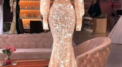 مدل لباس مجلسی زنانه 2022 | لباس مجلسی زنانه جدید ۱۴۰۰ با تن خور مانکن