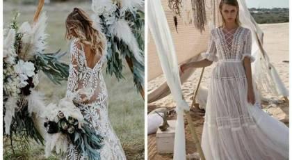 مدل لباس فرمالیته 2022 | مدل لباس فرمالیته عروس رنگی