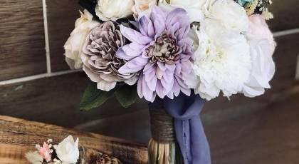مدل دسته گل عروس جدید 2022 | انواع گل برای دسته گل عروس