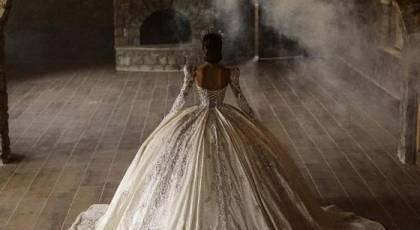 مدل لباس عروس اروپایی 2022 با طرح های شیک و خاص