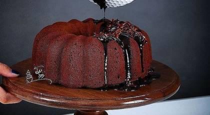 تزیین کیک ساده و زیبا | تزیین کیک بدون خامه برای جشن تولد
