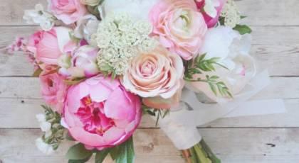 30 دسته گل عروس مصنوعی جدید و فوق العاده زیبا