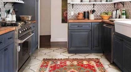 20 فرش آشپزخانه عروس شیک 2018
