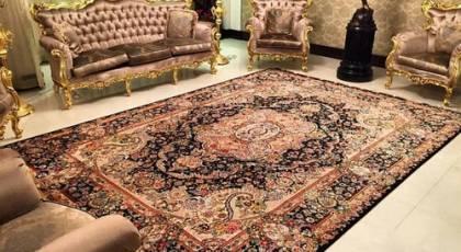 انواع طرح های فرش تبریز شیک و بسیار زیبا