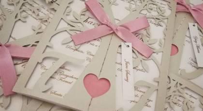 جدیدترین کارت عروسی فانتزی خارجی بسیار زیبا