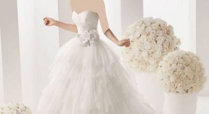 مدل های لباس عروس ترک شیک و زیبا 2017