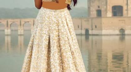 مدل لباس عروس هندی جدید و بسیار زیبا