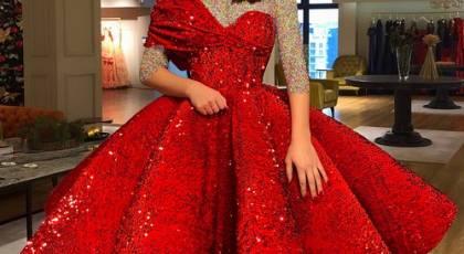 30 لباس حنابندان، نامزدی و عقد قرمز جدید و بسیار زیبا