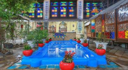 معرفی هتل سنتی نیایش شیراز