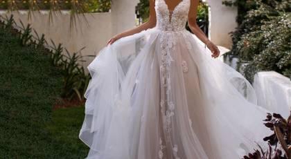 شیک ترین لباس عروس های اروپایی ۲۰۲۱