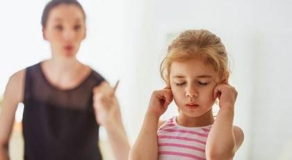 رفتار مناسب والدین در مواجهه با اشتباهات کودکان